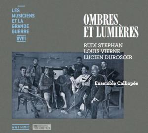 NOUVEAU CD «Ombres et lumières»